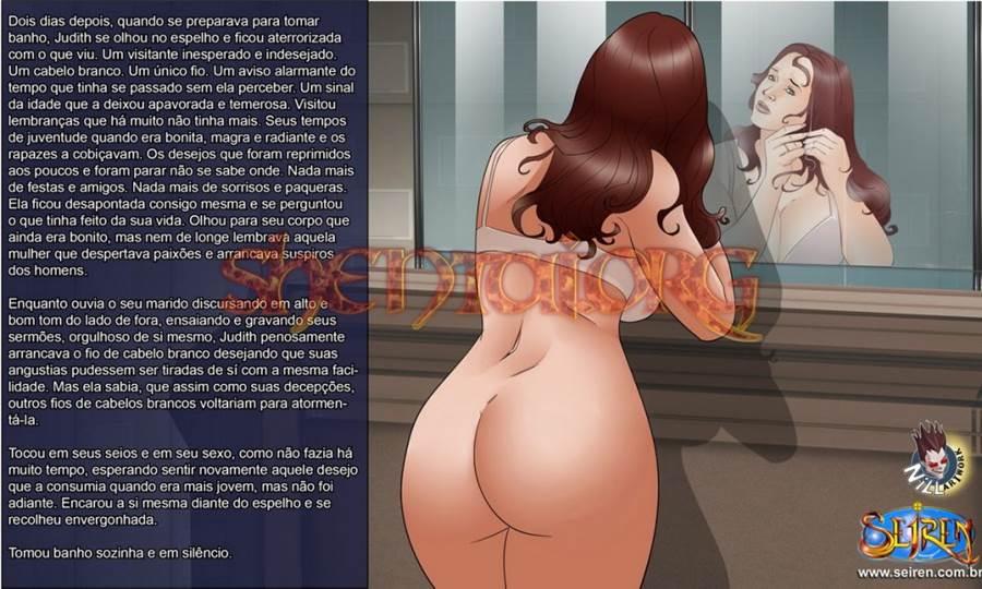 Tentação - A traição de uma mulher insatisfeita